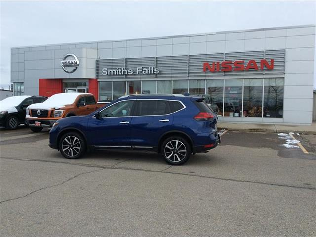2017 Nissan Rogue SL Platinum (Stk: P2028) in Smiths Falls - Image 1 of 13