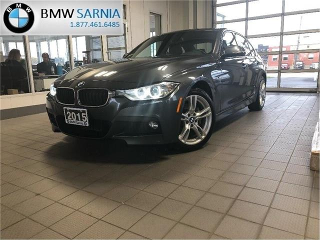 2015 BMW 328i xDrive (Stk: BU685) in Sarnia - Image 1 of 17