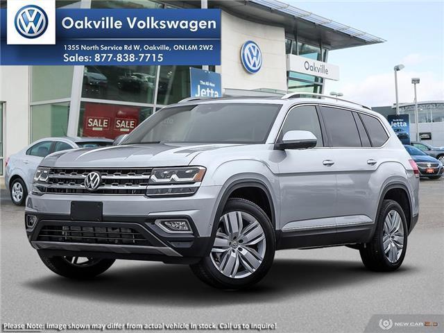 2019 Volkswagen Atlas 3.6 FSI Execline (Stk: 21282) in Oakville - Image 1 of 2