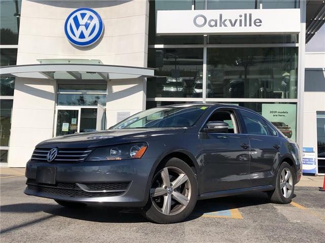 2015 Volkswagen Passat 1.8 TSI Comfortline (Stk: 6063V) in Oakville - Image 1 of 16