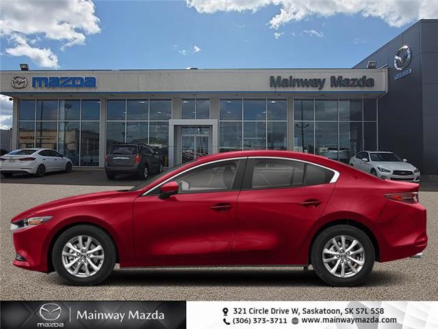 2019 Mazda Mazda3 GS (Stk: M19132) in Saskatoon - Image 1 of 1