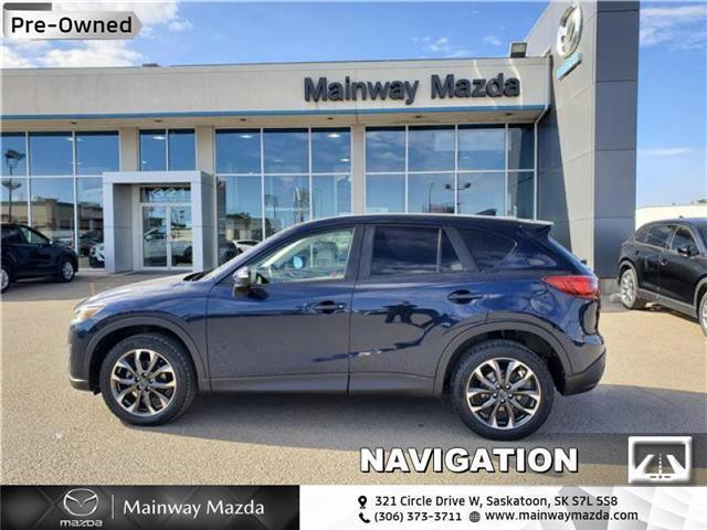 2016 Mazda CX-5 GT (Stk: P1565) in Saskatoon - Image 1 of 27