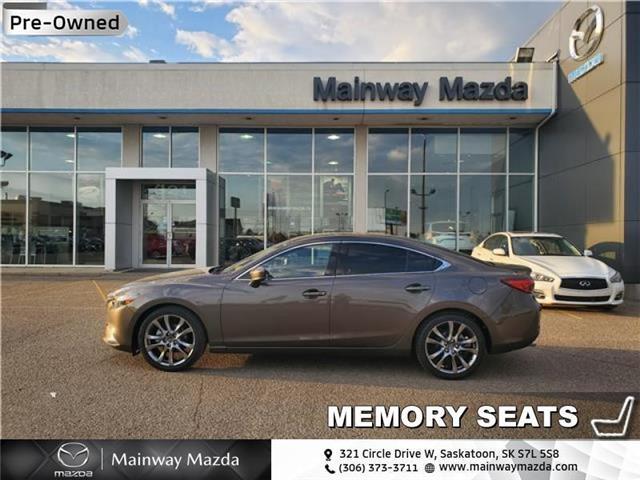 2017 Mazda MAZDA6 GT (Stk: M19335A) in Saskatoon - Image 1 of 28