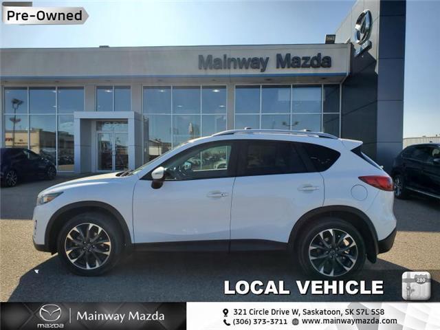 2016 Mazda CX-5 GT (Stk: M19085A) in Saskatoon - Image 1 of 27