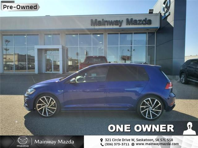 2018 Volkswagen Golf R Base (Stk: M19308A) in Saskatoon - Image 1 of 24