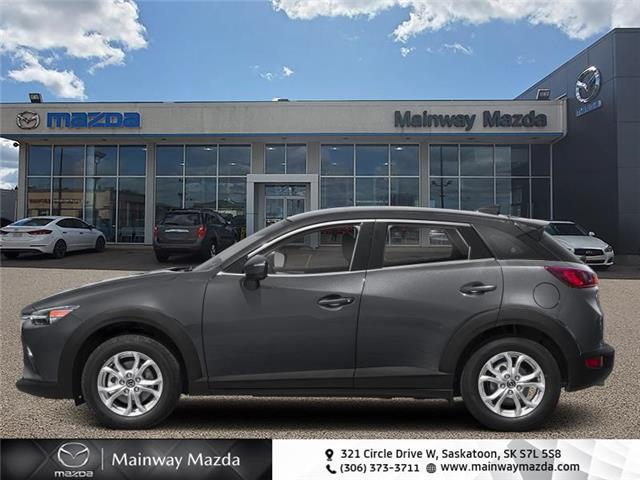 2019 Mazda CX-3 GS AWD (Stk: M19365) in Saskatoon - Image 1 of 1
