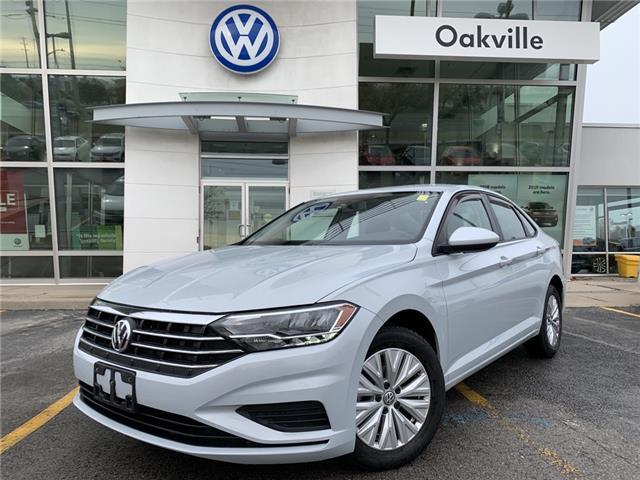 2019 Volkswagen Jetta 1.4 TSI Comfortline (Stk: 6086V) in Oakville - Image 1 of 16