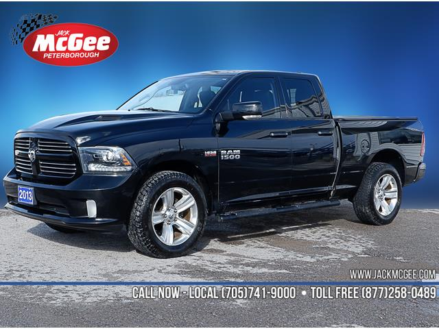 2013 RAM 1500 Sport (Stk: 19819A) in Peterborough - Image 1 of 18