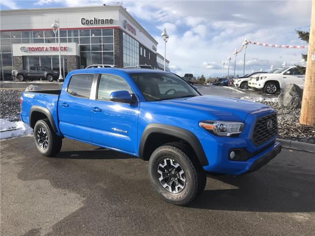 2020 Toyota Tacoma Base (Stk: 200107) in Cochrane - Image 1 of 24
