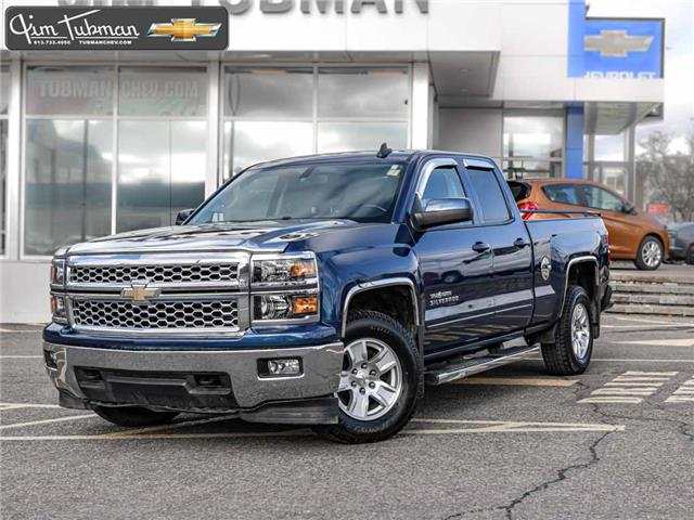 2015 Chevrolet Silverado 1500  (Stk: 190724A) in Ottawa - Image 1 of 22