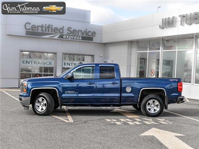 2015 Chevrolet Silverado 1500  (Stk: 190724A) in Ottawa - Image 2 of 22