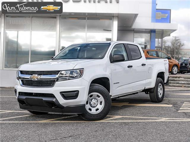 2020 Chevrolet Colorado WT (Stk: 200134) in Ottawa - Image 1 of 21