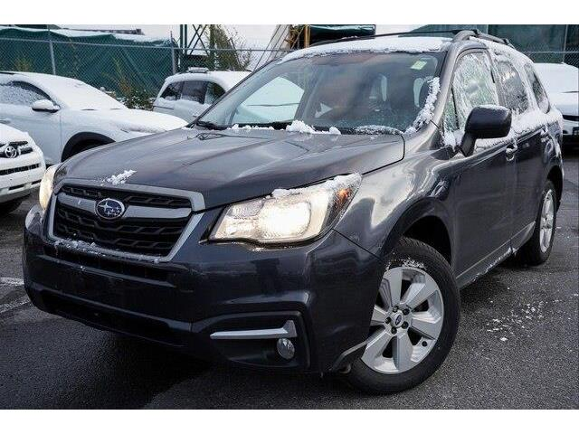 2018 Subaru Forester 2.5i Convenience (Stk: P2187) in Ottawa - Image 1 of 23