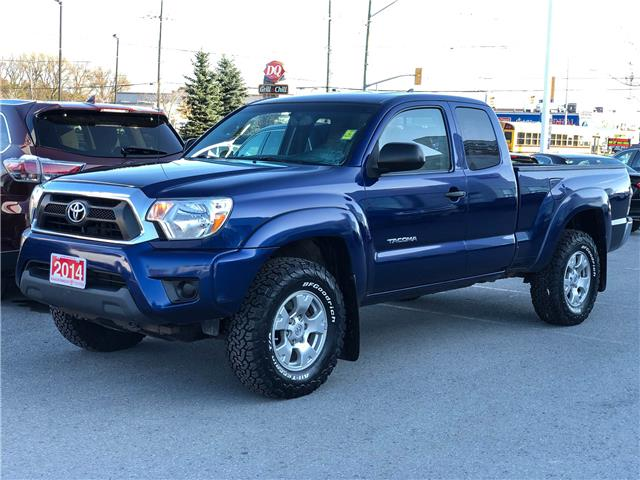 2014 Toyota Tacoma Base V6 (Stk: W4875A) in Cobourg - Image 1 of 19
