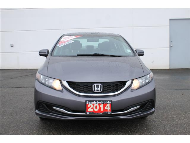 2014 Honda Civic LX (Stk: L19-120) in Vernon - Image 2 of 12