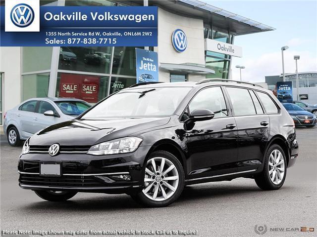 2019 Volkswagen Golf SportWagen 1.8 TSI Highline (Stk: 21208) in Oakville - Image 1 of 32