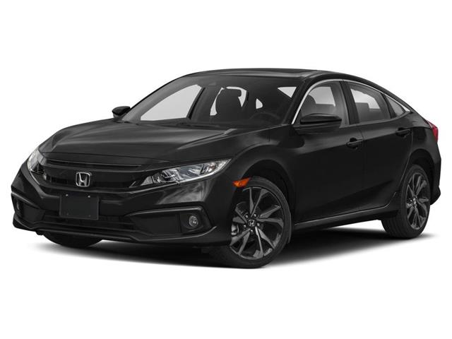 2020 Honda Civic Sport (Stk: N5404) in Niagara Falls - Image 1 of 9