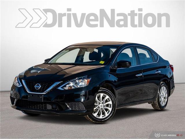 2018 Nissan Sentra 1.8 SV (Stk: D1514) in Regina - Image 1 of 28