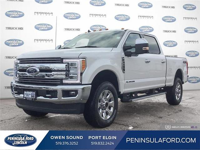 2019 Ford F-250 Lariat (Stk: 19FE344) in Owen Sound - Image 1 of 25