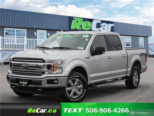 2018 Ford F-150  1FTEW1EP9JFA49650 191203A in Fredericton