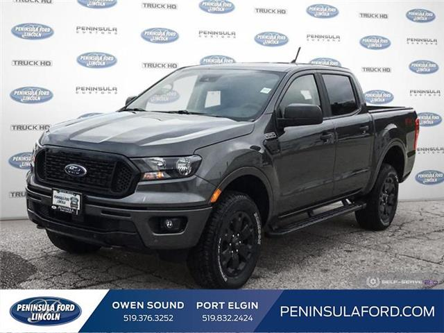2019 Ford Ranger XLT (Stk: 19RA46) in Owen Sound - Image 1 of 24
