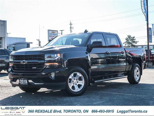 2018 Chevrolet Silverado 1500 LT (Stk: 360768A) in Etobicoke - Image 1 of 29