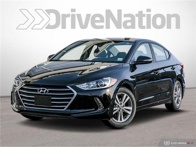 2018 Hyundai Elantra GL (Stk: NE241A) in Calgary - Image 1 of 29