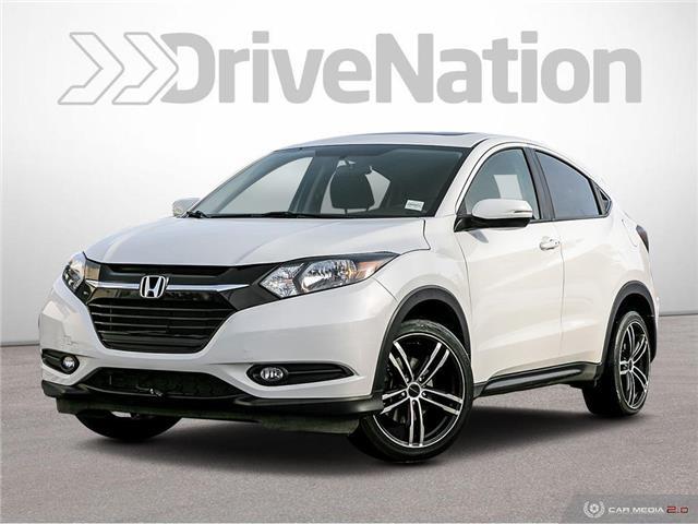 2017 Honda HR-V EX (Stk: NE297) in Calgary - Image 1 of 30