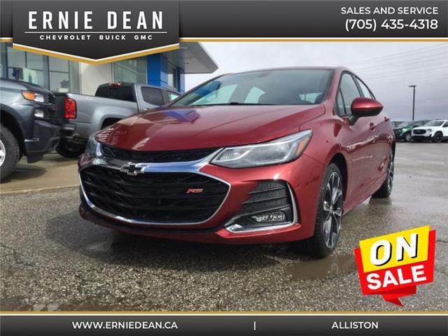 2019 Chevrolet Cruze DIESEL (Stk: 14683) in Alliston - Image 1 of 25