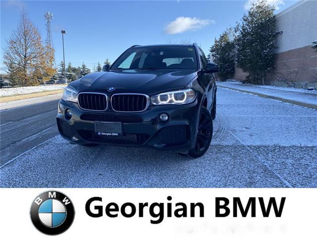 2016 BMW X5 xDrive35i (Stk: P1570) in Barrie - Image 1 of 15