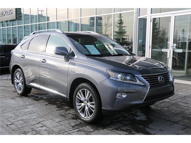 2013 Lexus RX 350 Base (Stk: 200103B) in Calgary - Image 1 of 12