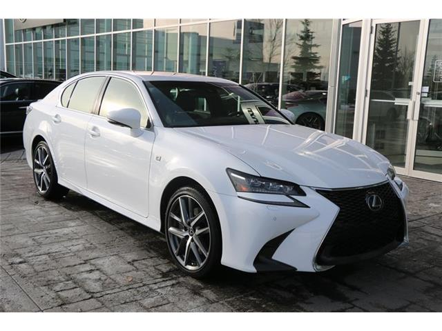2016 Lexus GS 350 Base (Stk: 3993A) in Calgary - Image 1 of 13