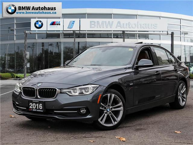2016 BMW 328d xDrive (Stk: P9221) in Thornhill - Image 1 of 27