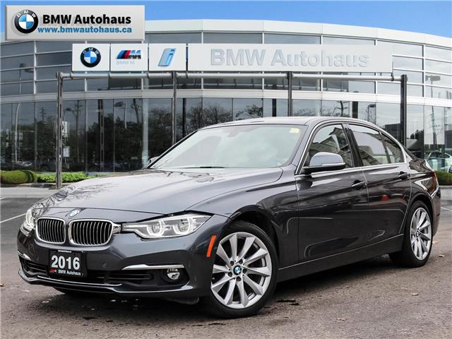 2016 BMW 328i xDrive (Stk: P9222) in Thornhill - Image 1 of 28