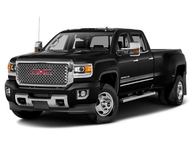 2017 GMC Sierra 3500HD Denali (Stk: 183120) in Claresholm - Image 1 of 9