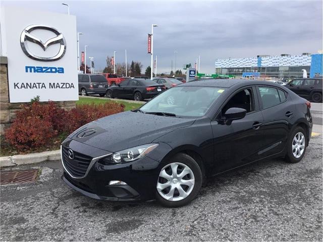 2016 Mazda Mazda3 GX (Stk: m913) in Ottawa - Image 1 of 14