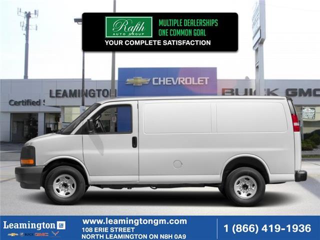 2017 GMC Savana 2500 Work Van (Stk: U4253) in Leamington - Image 1 of 1