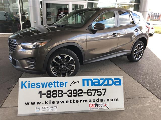 2016 Mazda CX-5 GT (Stk: 35699A) in Kitchener - Image 1 of 30