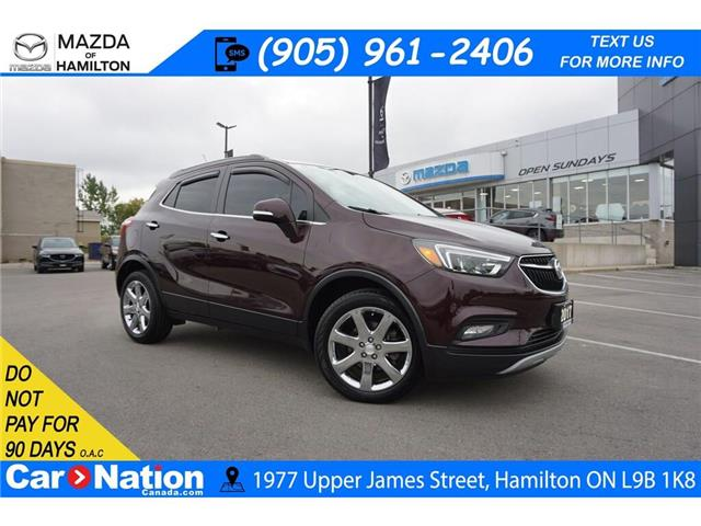 2017 Buick Encore Essence (Stk: HN2215A) in Hamilton - Image 1 of 37