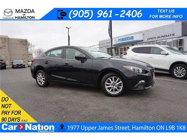 2016 Mazda Mazda3 GS (Stk: DR249) in Hamilton - Image 1 of 35