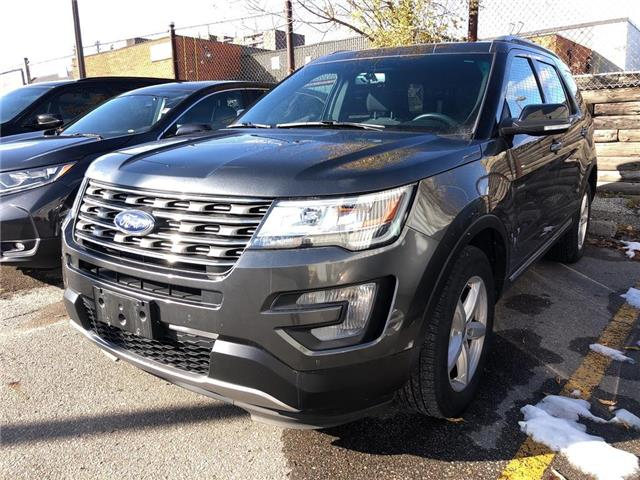 2017 Ford Explorer XLT (Stk: 58930A) in Scarborough - Image 1 of 1