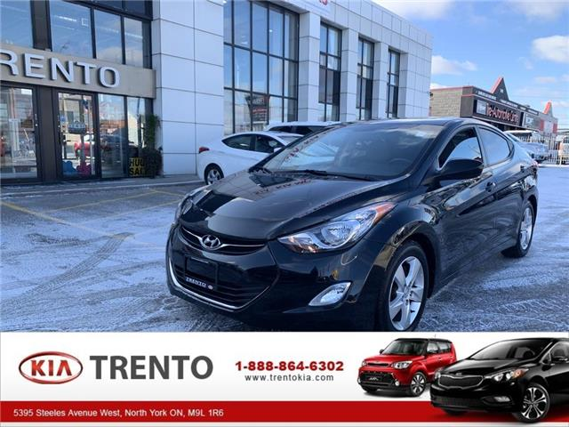 2012 Hyundai Elantra  (Stk: 8256A) in North York - Image 1 of 17