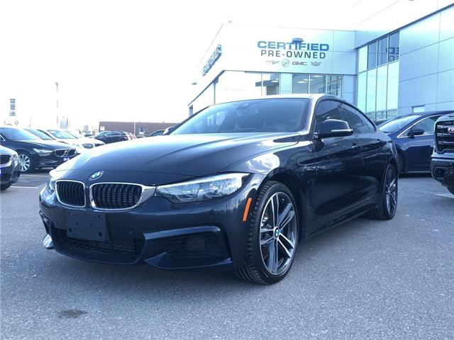 2018 BMW 440i xDrive Gran Coupe (Stk: UB98796) in Mississauga - Image 1 of 20