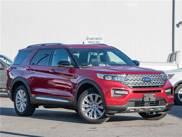 2020 Ford Explorer Limited (Stk: 20EX017) in St. Catharines - Image 1 of 23