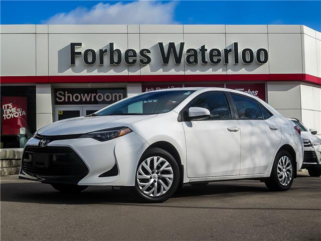 2018 Toyota Corolla LE (Stk: 11674) in Waterloo - Image 1 of 23