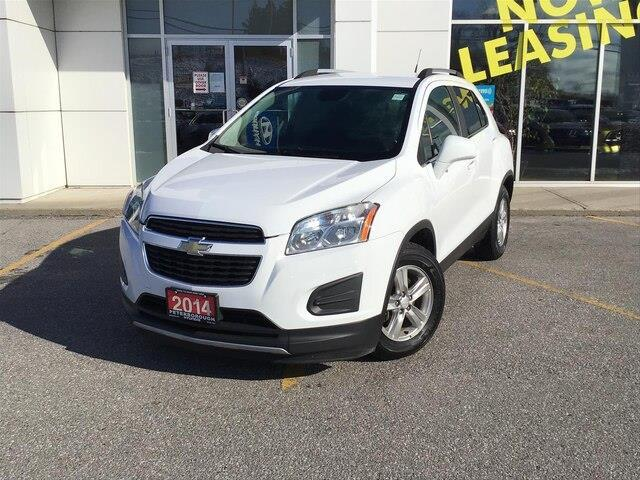 2014 Chevrolet Trax 1LT (Stk: H11930A) in Peterborough - Image 1 of 19