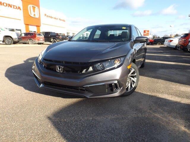 2020 Honda Civic EX (Stk: 20015) in Pembroke - Image 1 of 26