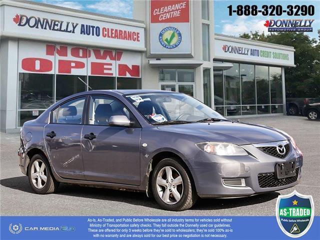 2008 Mazda Mazda3  (Stk: PBWDUR6279A) in Ottawa - Image 1 of 28