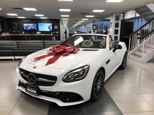 2019 Mercedes-Benz SLC 300 Base (Stk: 19MB375X) in Innisfil - Image 1 of 26