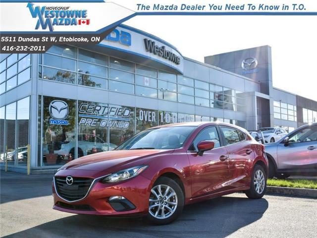 2016 Mazda Mazda3 Sport GS (Stk: 15467A) in Etobicoke - Image 1 of 26